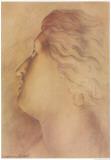 Antique Portrait I Stampe di Lewman Zaid