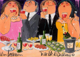 It's Delicious Posters af El Van Leersum