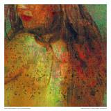 Woman Revelation I Kunst av Jean-François Dupuis