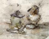 Perfume I Poster von A. Vega