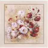 Roses Rouges et Blanches Juliste tekijänä Pascal Cessou