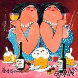 Enjoy Life Posters af El Van Leersum