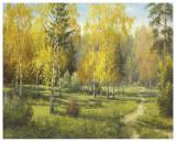 Autumn Way I Arte por Igor Priscepa
