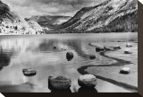 Calm Waters, Yosemite National Park, California Stretched Canvas Print