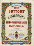 Suttons Autumn Catalogue Tin Sign