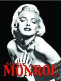 Marylin Monroe Plaque en métal