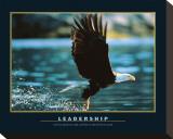 Leadership Stampa su tela