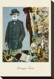 Giuseppe Verdi Stretched Canvas Print