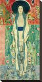 Adele Bloch-Bauer II, c.1912 Reproducción de lámina sobre lienzo por Gustav Klimt