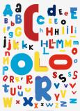Farge Posters av Stan Van Steendam