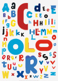 Färg Affischer av Stan Van Steendam