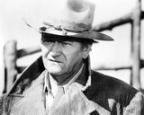 John Wayne - The Cowboys Photo