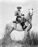 Clayton Moore - The Lone Ranger Foto