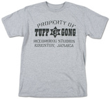 Property of Tuff Gong Tシャツ