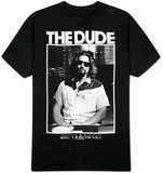 The Big Lebowski- The Dude Tシャツ
