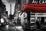 Rue Parisienne Prints