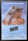 Star Wars - Imperiet slår igen Plakat