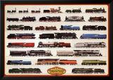 Treni - Locomotive a vapore Foto