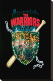 The Warriors Stretched Canvas Print
