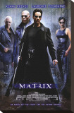 The Matrix Stretched Canvas Print