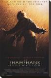 """Nyckeln till frihet, """"The Shawshank Redemption"""" Sträckt kanvastryck"""