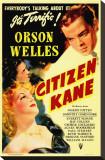 Citizen Kane Stretched Canvas Print