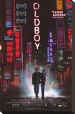 Filmposter Oldboy, 2003, Zuid-Korea Kunst op gespannen canvas