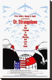 Dr. Strangelove Stretched Canvas Print