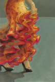 Flamenco Fiesta II Stampe di Karen Dupré