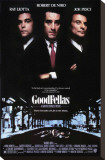 Goodfellas Stretched Canvas Print