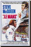 Le Mans Stretched Canvas Print
