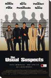 Usual Suspects Toile tendue sur châssis