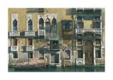 Palazzo Barbarigo Poster by Jonathan Pike