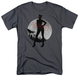 Batman Arkham City - Catwoman Convicted T-shirts