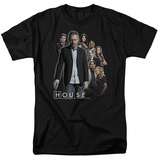 House - House Crew T-shirts