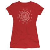 Juniors: Battlestar Galactica - BSG Colonies T-Shirt