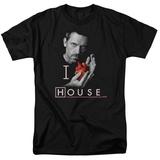 House - I Heart House Shirt
