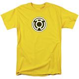 Green Lantern - Sinestro Corps Logo Skjorter