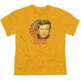 Youth: The Six Million Dollar Man - Run Faster T-shirts