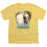 Youth: Miami Vice - 80's Love T-shirts