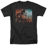 Batman Arkham City - City Knockout T-shirts