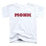 Toddler: Monk - Monk Logo T-Shirt
