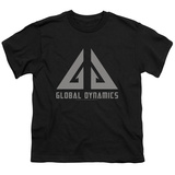 Youth: Eureka - Global Dynamic Logo T-Shirt