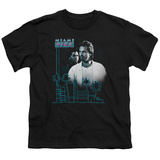 Youth: Miami Vice - Looking Out T-shirts