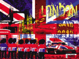 The Spirit of London Art Print Le Markee