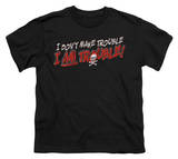 Youth: I AM Trouble T-Shirt