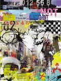 Parkverbot Poster von Vincent Gachaga