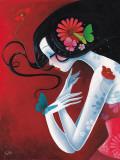 Un Cœur de Papillon Posters by  Sybile