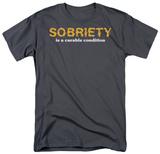 Sobriety Shirt