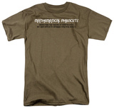 Math Physicists Do It Shirt